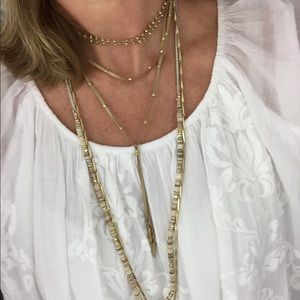 Stella & Dot - Aven Layering Necklace